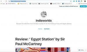 "alt=""screenshot of Indieworldx Blog Home Page"""